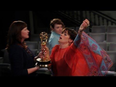 Special Occasion Speech Hilarity - Emmy Speech Master Class feat. Parker Posey