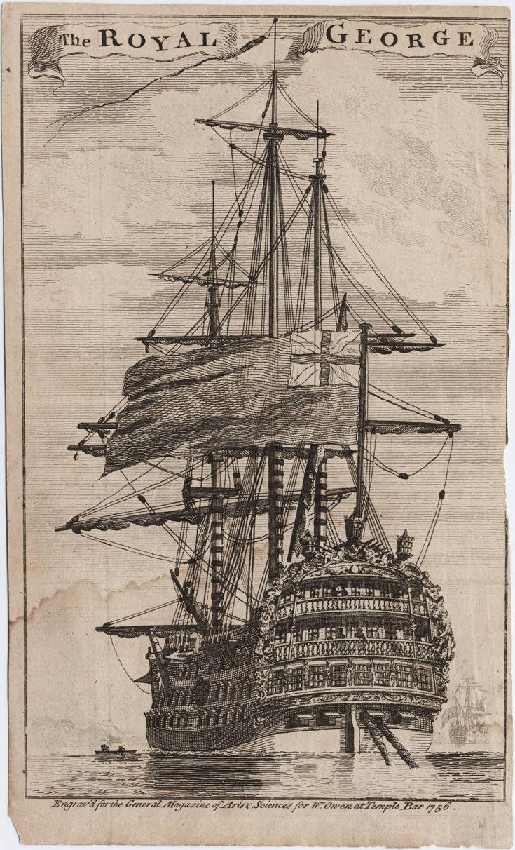 HMS Royal George                                                                                                                                                                                 More