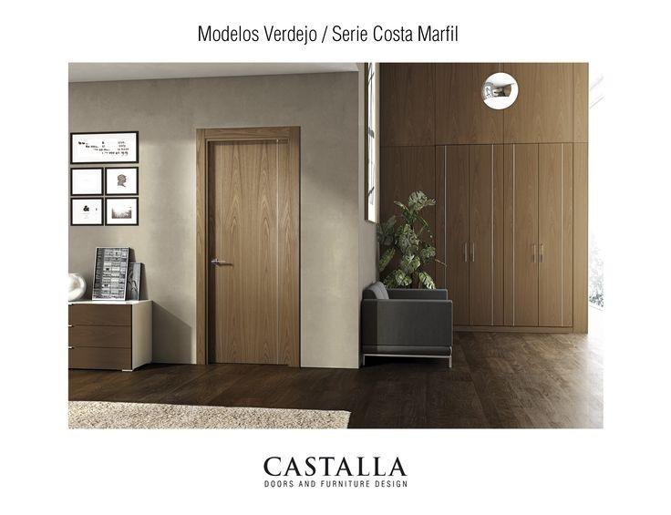 Serie Costa Marfil • Puerta Verdejo | Puertas Interiores | Puerta de Interior