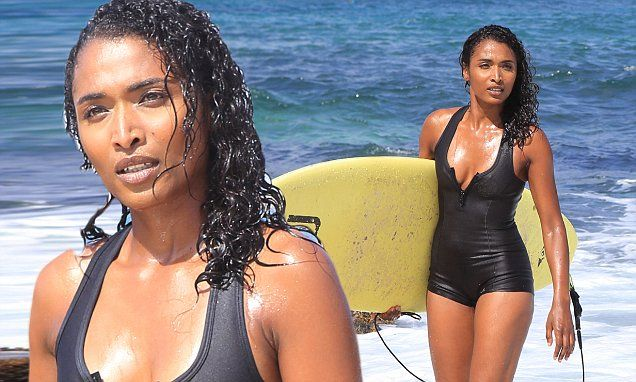 Sara Martins films Death In Paradise on Caribbean island of Guadeloupe
