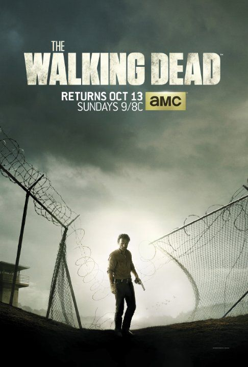 The Walking Dead (cuarta temporada primera parte)
