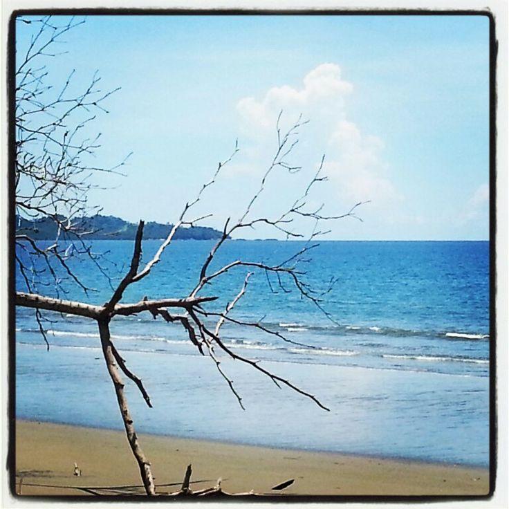 Nice and quite beach at Bolaang Mangondo