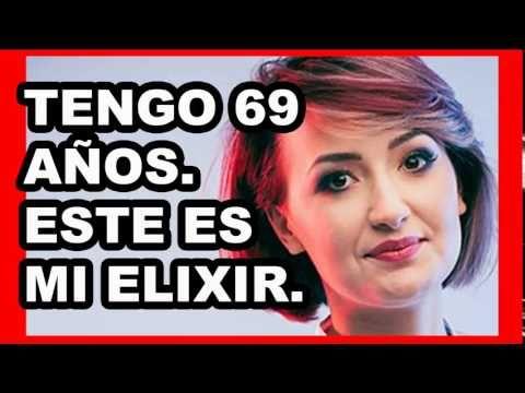 ELIXIR DE LA JUVENTUD. MI SECRETO. REJUVENECE 20 AÑOS EN 2 SEMANAS. - YouTube