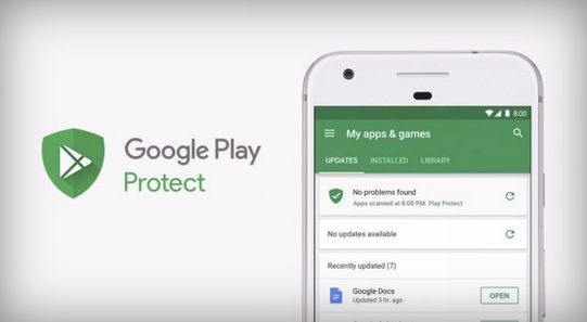 Google Play Protect Security Suite Rolling Out Now - http://appinformers.com/google-play-protect-security-suite-rolling-now/12965/
