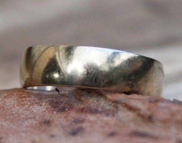 9ct Ring Gold Wedding Band 1936 Vintage Jewellery Art Deco Mens Sz U Womens Mens Wedding Ring Mens Ring Art Deco Wedding Ring Gold Ring by KittysVintageKitsch on Etsy