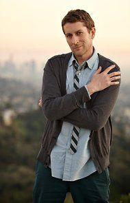 Scott Aukerman: host of comedy bang bang Also my husband