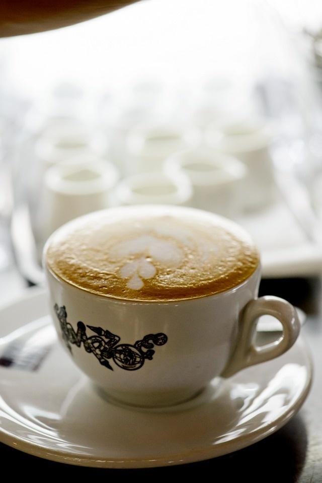 cappuccino by grand caffe