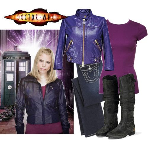 Rose Tyler Doctor Who costume