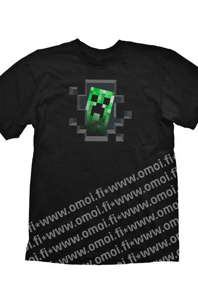 Minecraft t-shirt: Creeper Inside (Large) - 18,00EUR : Manga Shop for Europe, A great selection of anime products