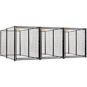 ASPCA Heavy Duty Dog Kennel 3 run w/common wall - my sister has these and I really like them ......