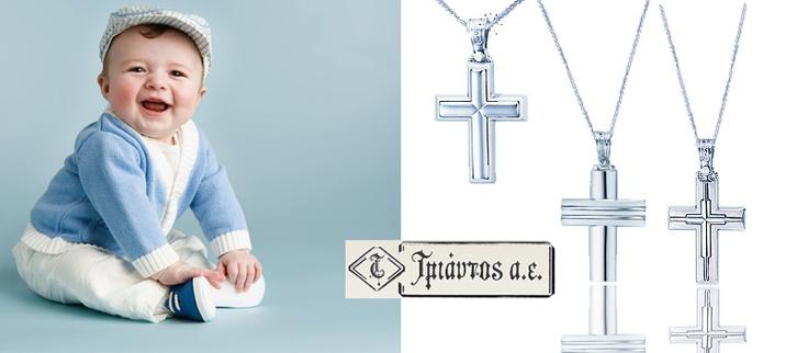 Υπέροχοι βαπτιστικοί σταυροί Triantos!!!  http://www.kosmima.gr/advanced_search_result.php?keywords=_in_description=1_id=93_subcat=1_id=24===60=20