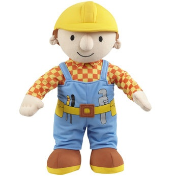 "12"" Talking Bob The Builder"