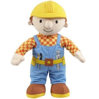 "12"" Talking Bob The Builder"