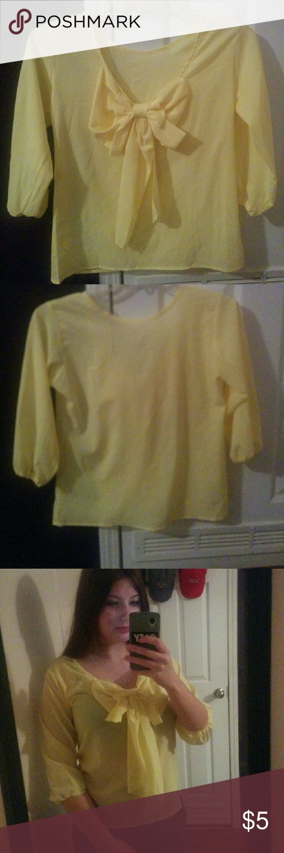 Yellow Blouse On Pinterest 60