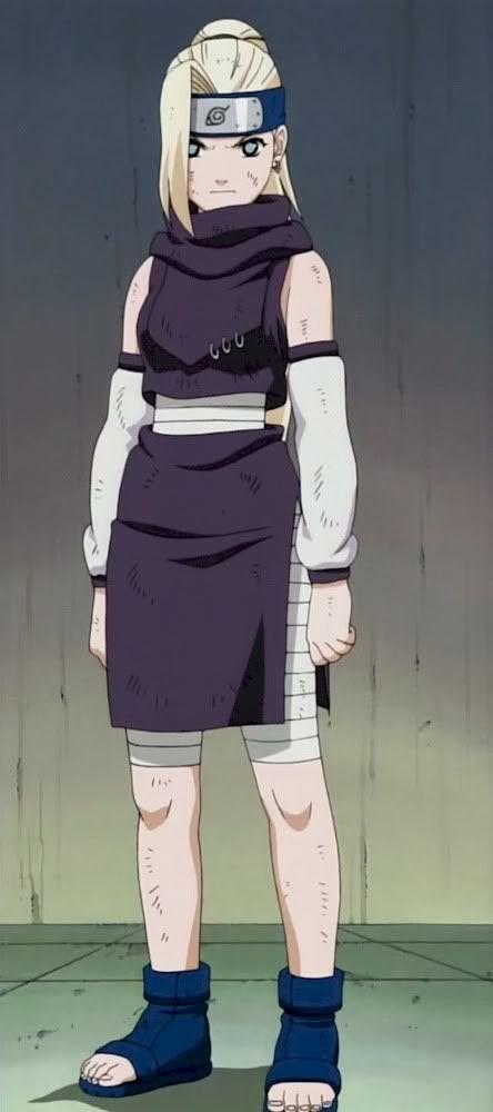 Ino Yamanaka - Naruto