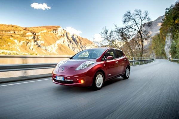 Nissan Celebrates 75,000 Electric Vehicles Sales In Europe