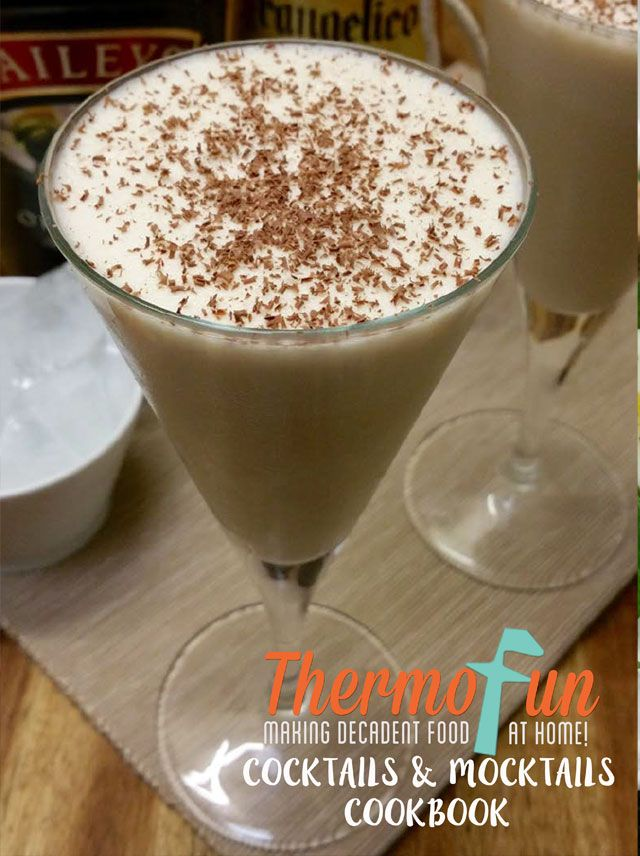 ThermoFun Thermomix Cocktails & Mocktails E-Cookbook | ThermoFun | Thermomix Recipes & Tips