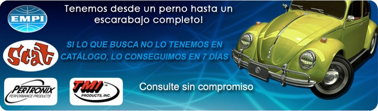 ESCARABAJO | PERU | REPUESTOS | ACCESORIOS | VW | VOCHO | VOLKSWAGEN | BUG | FUSCA | EMPI