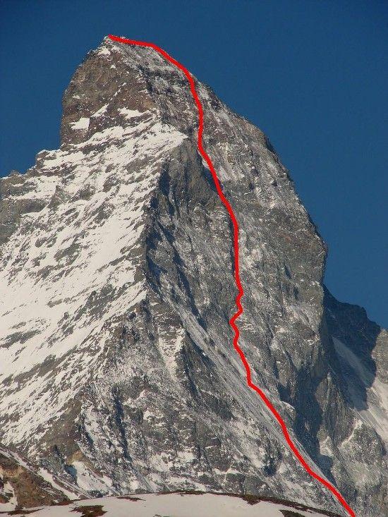 Matterhorn Nordwand – nix für Memmen | Bergfreunde