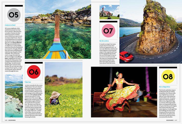 Escapades Magazine, Issue 3 - Matt Chase | Design, Illustration
