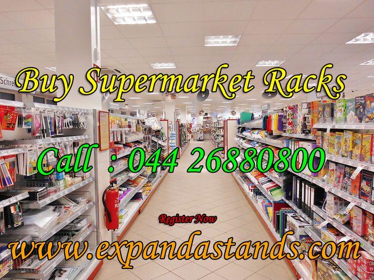 Supermarket Racks Manufacturer Rack Expandastands Supermarkets Pinterest