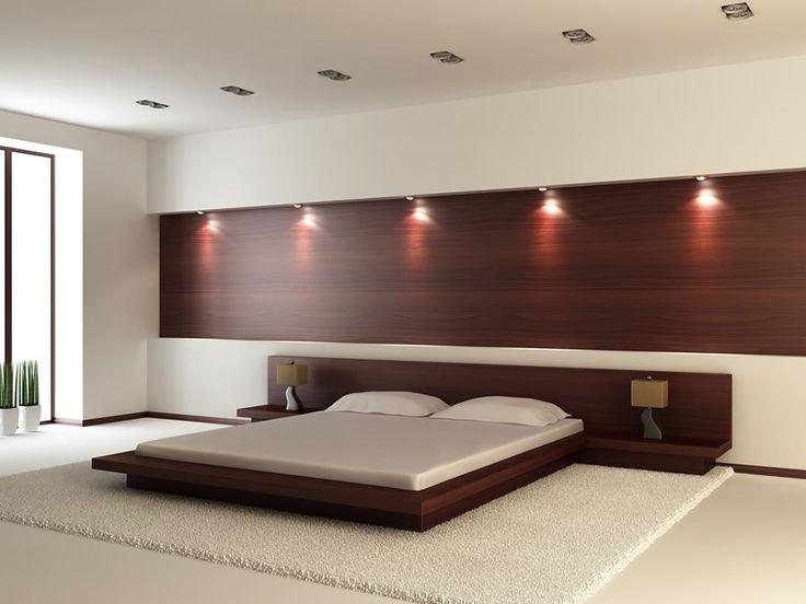 Кровать с прикроватным блоком. К этой модели можно дополнительно заказать шкаф…
