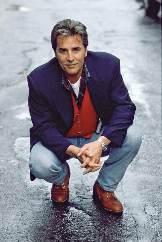 Don Johnson is Nash Bridges this is the cop i want to be