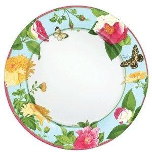 Caspari Winterthur Lunch Plates