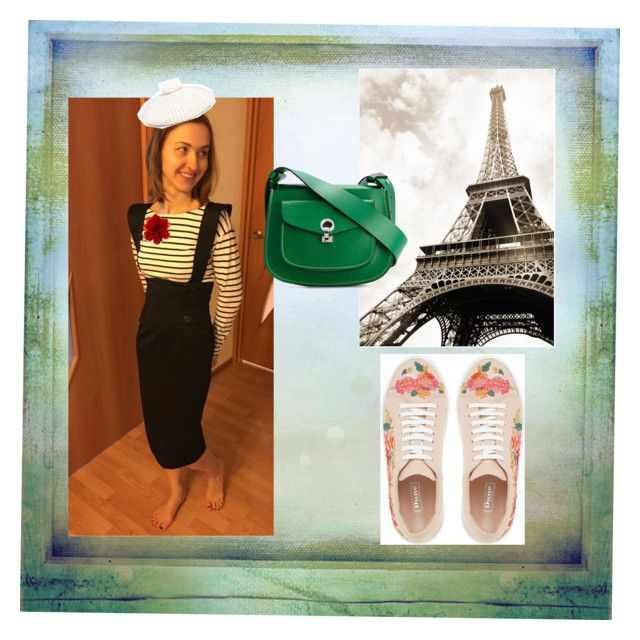 """Love to Paris"" by mariacherepanova on Polyvore featuring мода, Gucci и Marni"