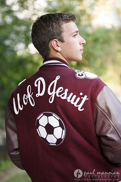 U of D Jesuit Senior Pictures