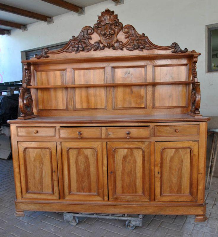 Credenze antiche Mobili d'Arte di Andrea Di Gianvito :: Restauro e vendita…
