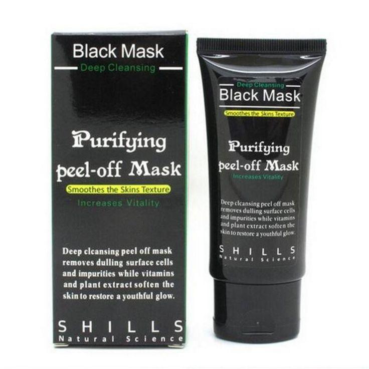 Mee-eter Verwijderen Gezicht Maskers Diepe Reiniging Zuiverende Schil Zwart Nud Facail Gezicht zwart Masker
