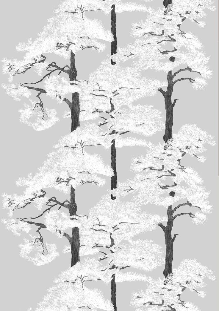 Kallvik (white / grey) - By Riina Kuikka