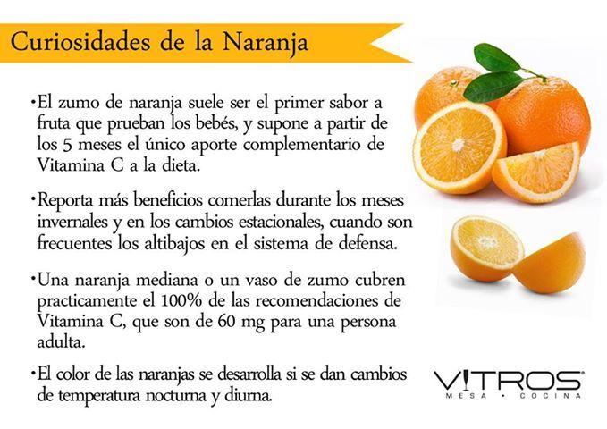 La naranja o china es una fruta que comemos muy a menudo, pero ¿conocemos acerca de sus beneficios?