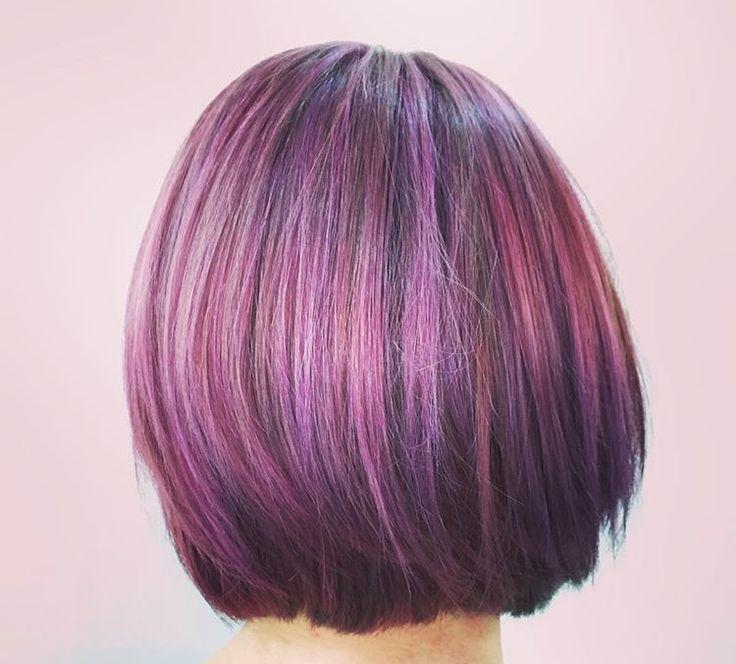 Aveda Purple - By Rachel