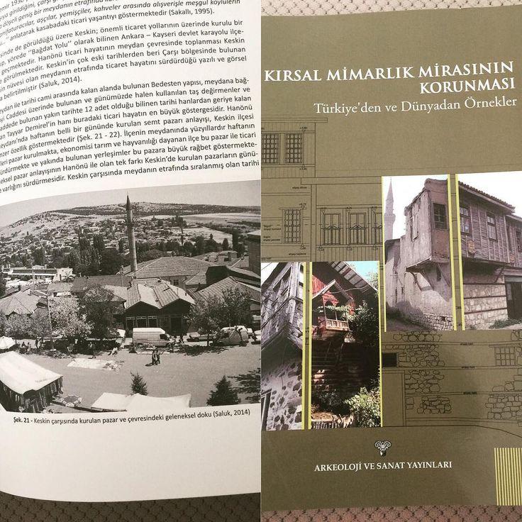Yürüyedur Denek Madeni Keskin ��✨''Kırsal Mimarlık Mirasının Korunması: Türkiye'den ve Dünyadan Örnekler'' Arkeoloji ve Sanat Yayınları, 2017, İstanbul #arkeolojivesanatyayınları #koruma #mimari #itu #iturestorasyon #kitap #nezihbasgelen #mimarlik #arkeolojisanatyayınları #yeniyayin #yenikitap http://turkrazzi.com/ipost/1524720089450362561/?code=BUo5NfRlzbB