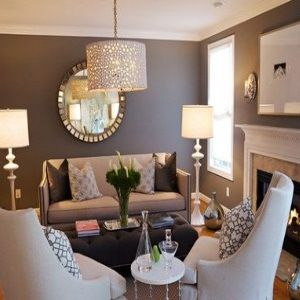 How To Arrange Living Room Furniture - Five Ideas For Living Room Furniture Arrangement | DIY Life Martini