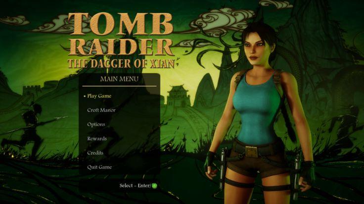 Tomb Raider – Dagger of Xian: Juego basado en Tomb Raider II hecho en Unreal Engine 4 - https://www.vexsoluciones.com/noticias/tomb-raider-dagger-of-xian-juego-basado-en-tomb-raider-ii-hecho-en-unreal-engine-4/