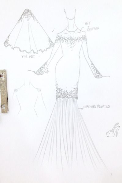 Nikah Dress Design