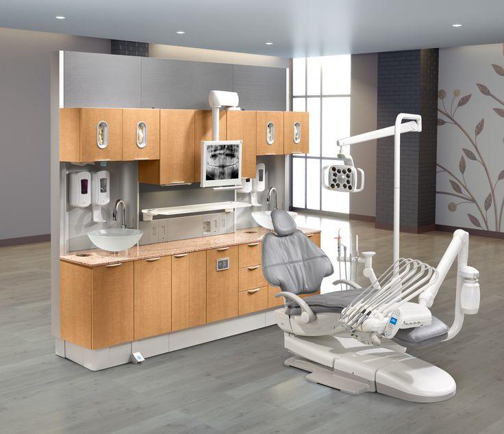 A-dec Inspire dental furniture. Featured dental office decor: Fine Sycamore laminate,  Victoria quartz countertop. http://a-dec-inspire.com/