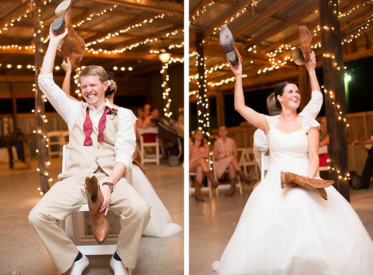 Diana request: The Wedding Shoe Game