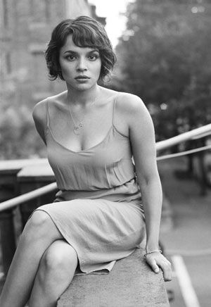 Norah Jones...she's so ridiculously beautiful. I love her! ...even if the bf is a little obsessed with her