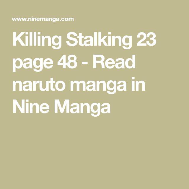 Killing Stalking 23 page 48 - Read naruto manga in Nine Manga