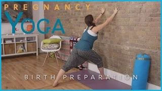 Birth Prep Yoga - YouTube