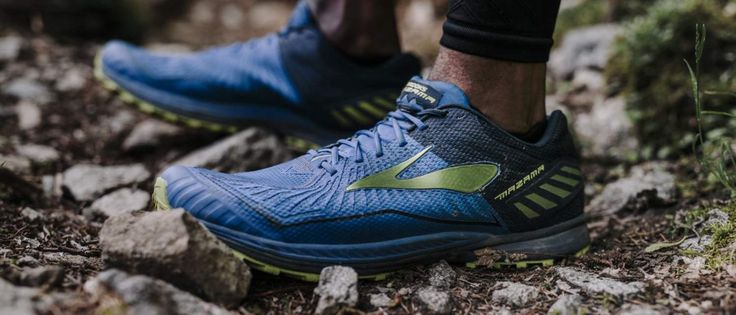 Eric Schranz, ultrarunner, tests out the new Brooks Mazama trail-running shoes. See how they fare.
