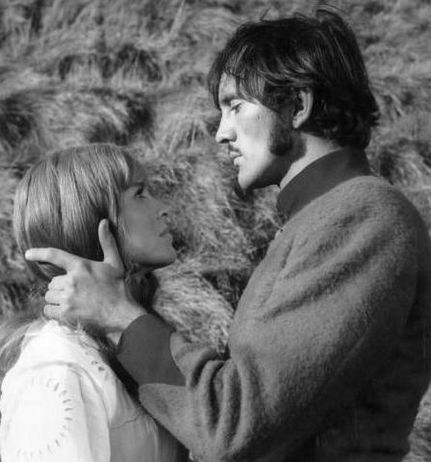 Terence Stamp & Julie Christie in Far From the Madding Crowd