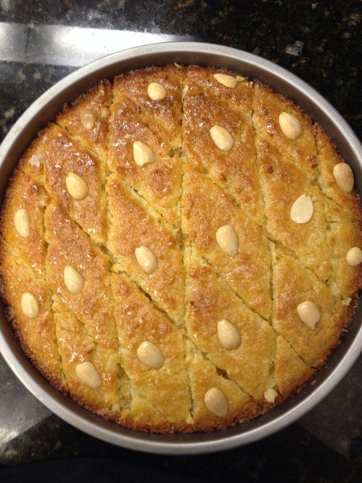 Made Arabic dessert this morning! | Yumm!! | Dessert ...