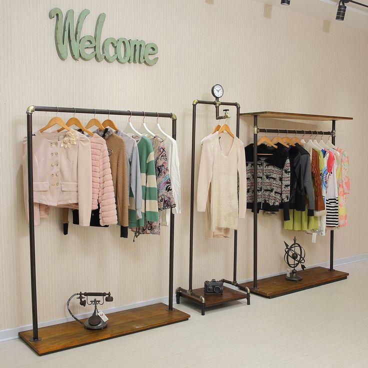 Aliexpress.com: Comprar Xin XIEFA pie de hierro tienda de ropa vintage…