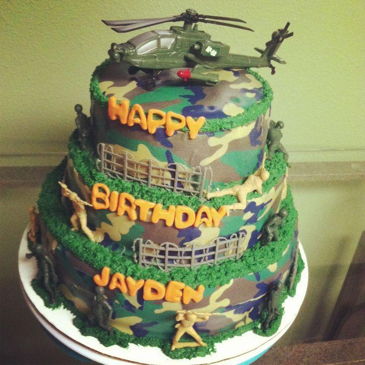 C& Cake C& Birthday Kids Birthday Camo Cakes Decorating Cakes & Army Camouflage Cake Ideas 114249   Camp Cake Camp Birthday