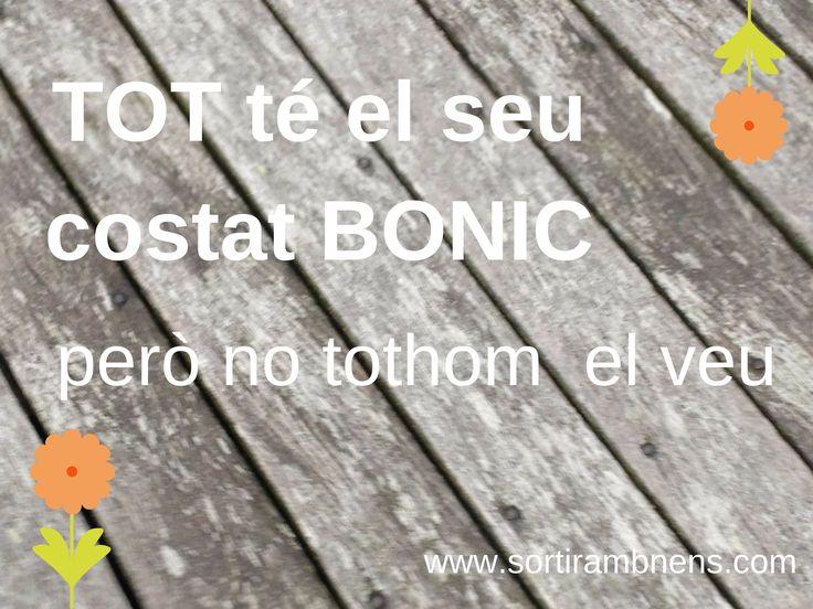 La frase de la setmana de Sortir amb nens!  #sortirambnens #ambnens #frasesperpensar #encatalà #frasesencatalà